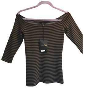 NWT Off the Shoulder Date Night Top